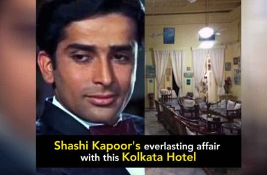 Shashi Kapoor, Fairlawn Hotel | Photo for InUth.com