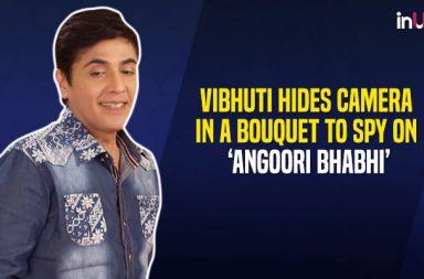 Vibhuti - bhabhi ji ghar par hai