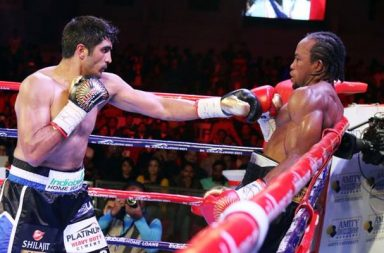 Beating Ernest Amuzu: The list of Vijender Singh's records is getting longer with every bout