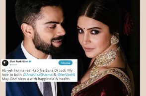 Virat Anushka wedding photo