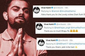 Virat Kohli, Virat Kohli Twitter, Virat Kohli marriage, Virat Kohli-Anushka Sharma marriage, Virushka marriage, Virat Kohli responds, Virat Kohli tweet post-marriage