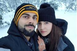 Virat Kohli-Anushka Sharma's honeymoon photo gets over 1 lakh likes in less than 10 minutes