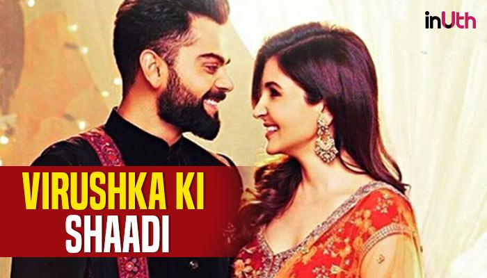 Twitterati couldn't keep calm as reports of Virat Kohli-Anushka Sharma weddingsurface