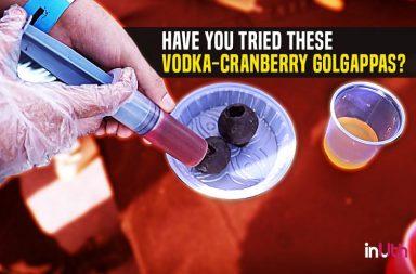 Vodka-Golgappa