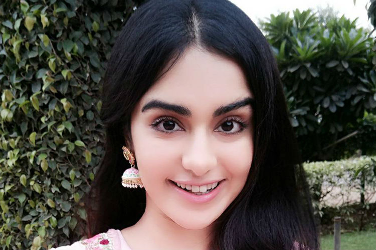 Adah Sharma (Courtesy: Instagram/@adah_ki_adah)