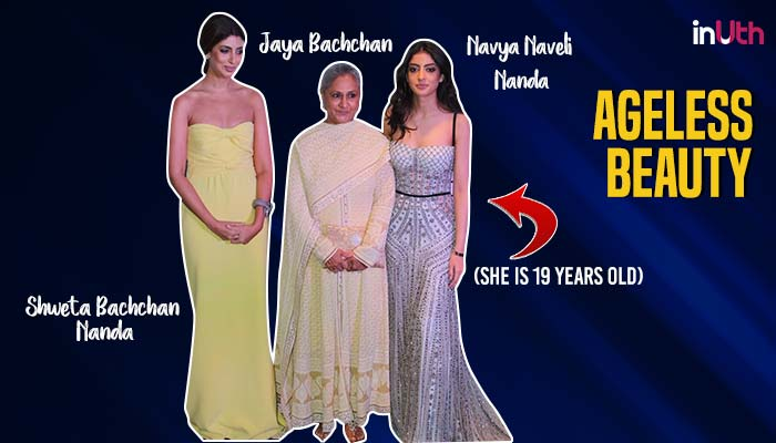Shweta Nanda, Jaya Bachchan, Navya Naveli Nanda, Vogue Beauty Awards 2017