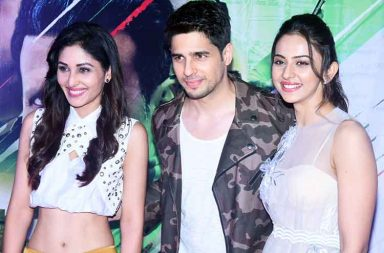 Aiyaary Trailer Launch photo