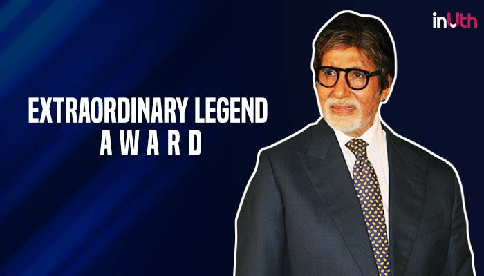 Amitabh Bachchan, Zee Cine Awards 2018
