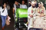 Anushka Sharma's family return to Mumbai post her wedding