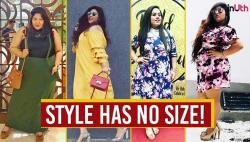 Stories of 5 Indian 'plus size' bloggers who prove beauty comes in all shapes and sizes