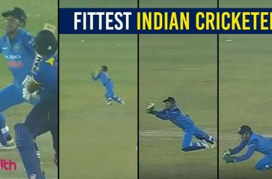 MS Dhoni catch, MS Dhoni best catches, MS Dhoni catch vs Sri Lanka, India vs Sri Lanka 2017, India vs Sri Lanka 2nd ODI, Mohali ODI, MS Dhoni best fielding, MS Dhoni fitness, Yuzvendra Chahal, Thisara Perera, Best catch of 2017, MS Dhoni injury on the field, Dhoni injury