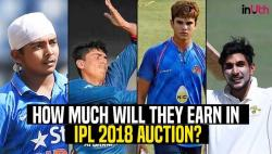 Arjun Tendulkar to Prithvi Shaw, young cricketers who can set IPL 2018 auction on fire!