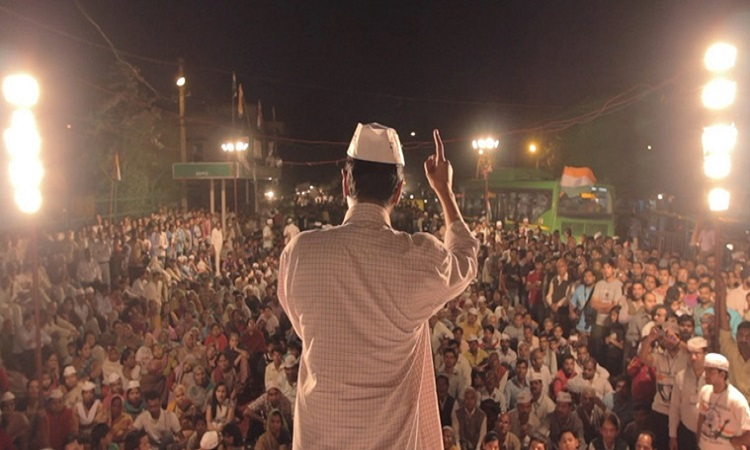 An Insignificant Man, Arvind Kejriwal, Politicial documentary, Sheila Dixit, Narendra Modi, Vinay Shukla, Khushboo Ranka, Anand Gandhi