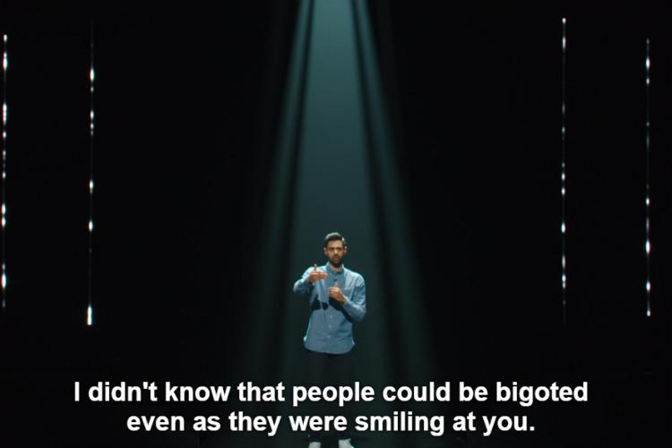 Hasan Minhaj, Hasan Minhaj Netflix