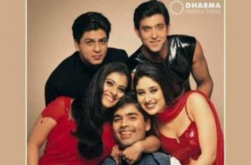16 Years of K3G: Unseen pictures from the sets