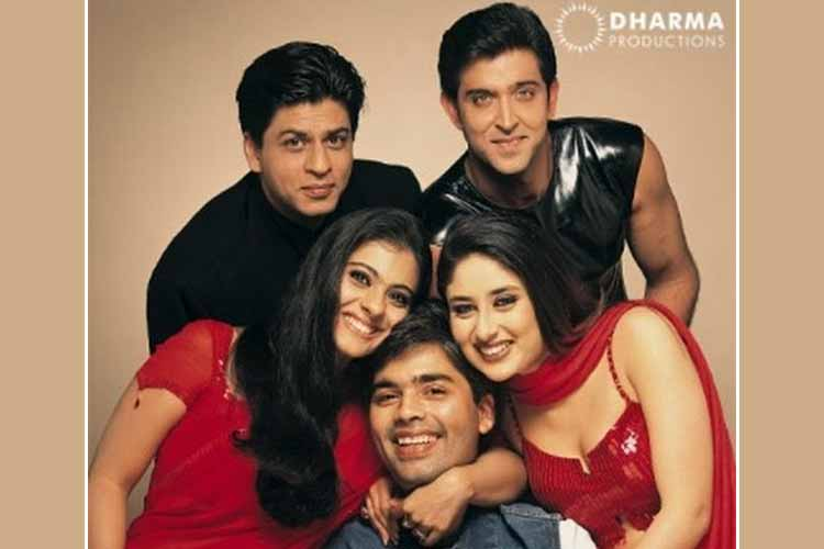 16 Years of K3G: Unseen pictures from thesets