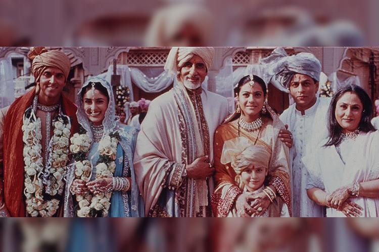 hindi movie kabhi khushi kabhi gham video