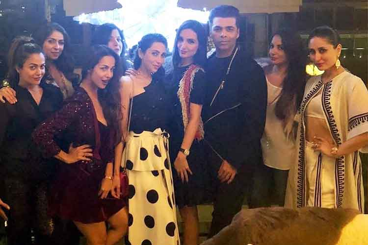 Kareena Kapoor and her besties celebrate Christmas