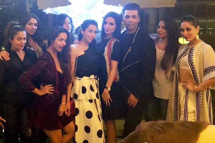 Kareena Kapoor and her besties celebrateChristmas