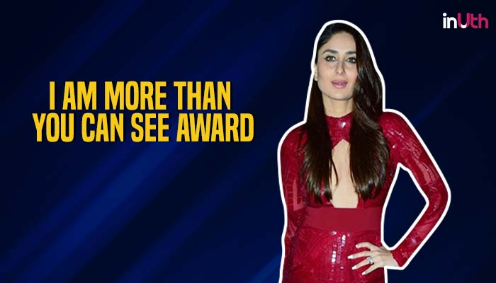 Kareena Kapoor Khan, Lux Golden Beauty Awards