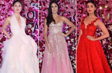 In Pics: Lux Golden Rose Awards 2017