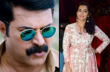Mammootty, Parvathy, Kasaba row | Photo created for InUth.com