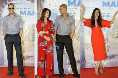 PadMan song launch pic