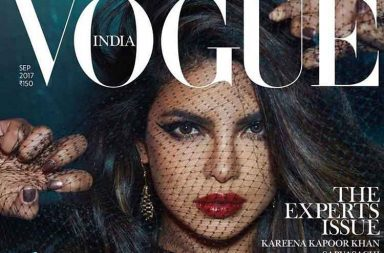 Priyanka Chopra magazine shoot pics