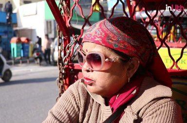 badass rickshawali of Delhi