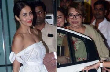 In Pics: Salman Khan's family celebrates Salma Khan's birthday