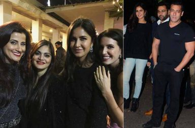 In Pics: Salman Khan's birthday celebrations