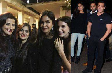 In Pics: Salman Khan's birthday celebrations