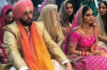 Wedding pics of Yeh Hai Mohabbatein actor Sangram Singh