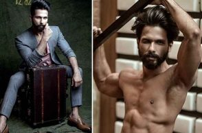 9 Smouldering pics of the Sexist Asian Man, Shahid Kapoor