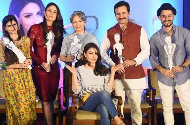 In Pics: Launch of Soha Ali Khan's book