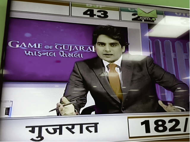 10 questions that crossed my mind while watching Gujarat election coverage