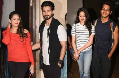 Tiger Zinda Hai special screening pics