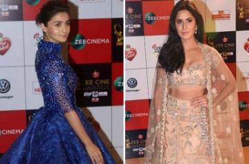 Zee Cine Awards 2018 red carpet pics