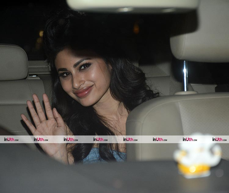 Mouni Roy at PadMan special screening on February 8