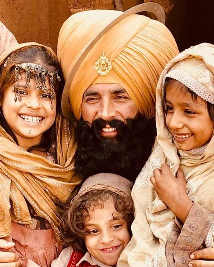 Image result for kesari first look