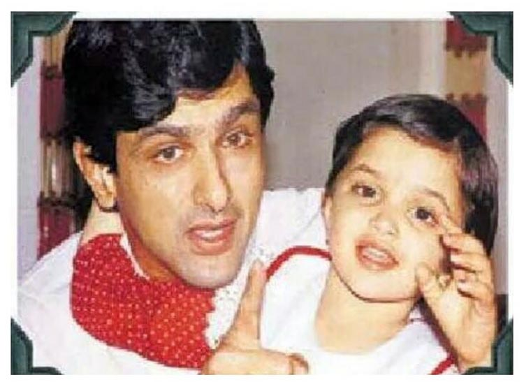 Deepika Padukone's adorable childhood pic with father Prakash Padukone