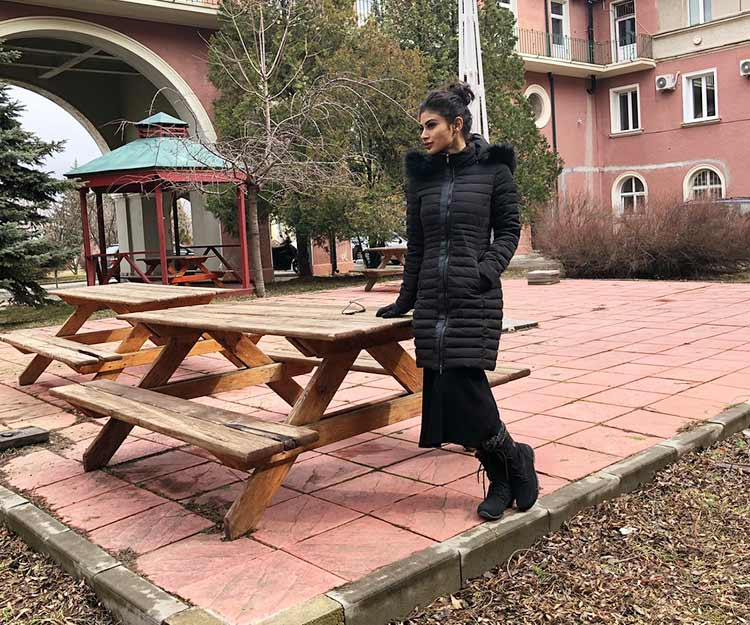 Mouni Roy is missing home as she preps for Brahmastra in Bulgaria