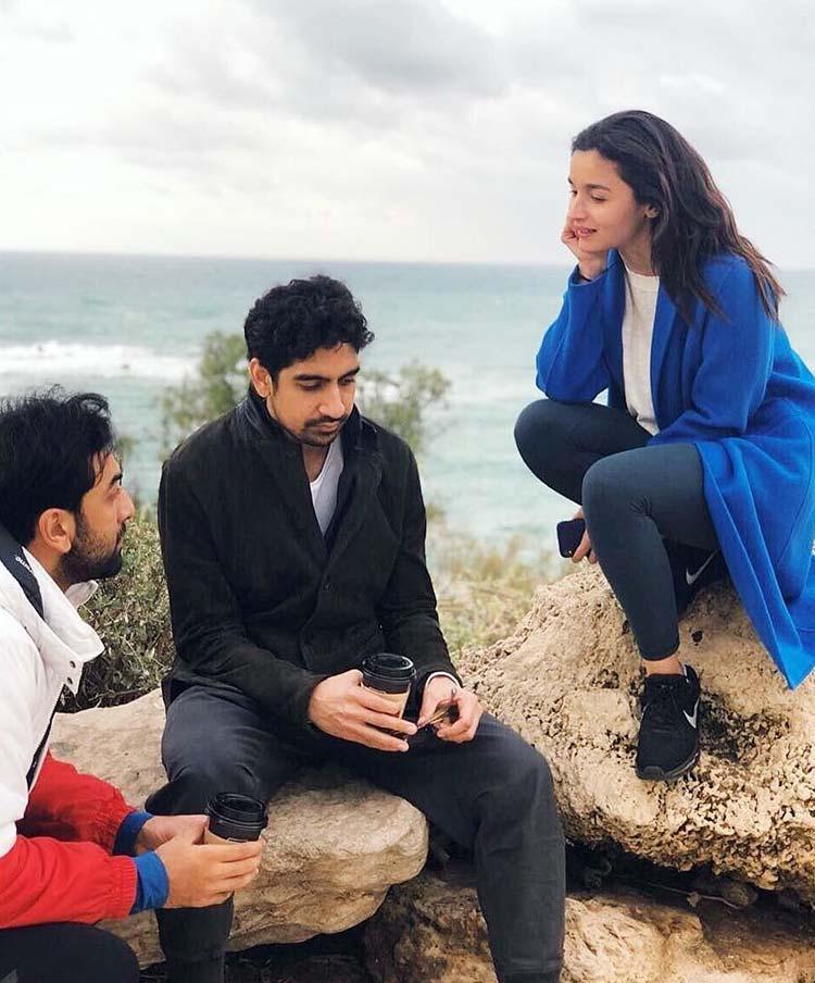 Ranbir Kapoor and Alia Bhatt prepping up for Brahmastra