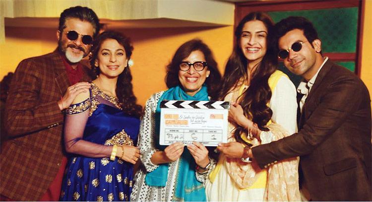 Sonam Kapoor shares 'picture perfect memories' from the sets of Ek Ladki Ko Dekha Toh Aisa Laga
