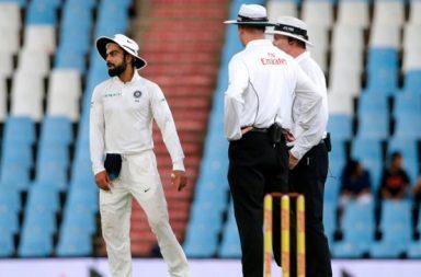 India v South Africa