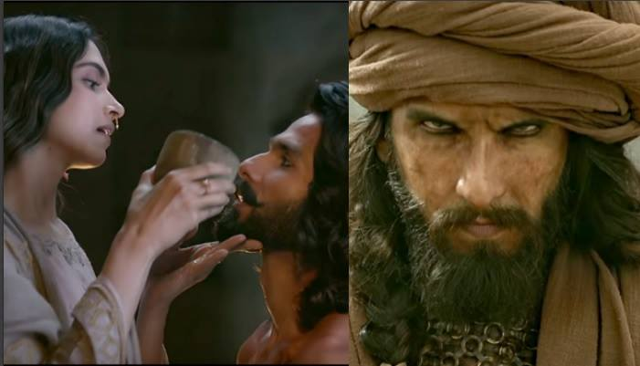 Deepika Padukone steals the show as two new teasers drop before Padmaavat's release