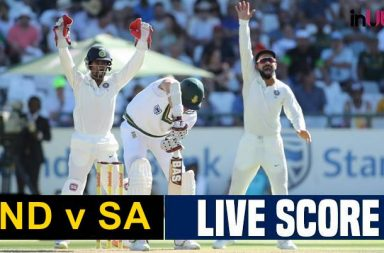 Live India vs South Africa 2nd Test, Live Cricket Score