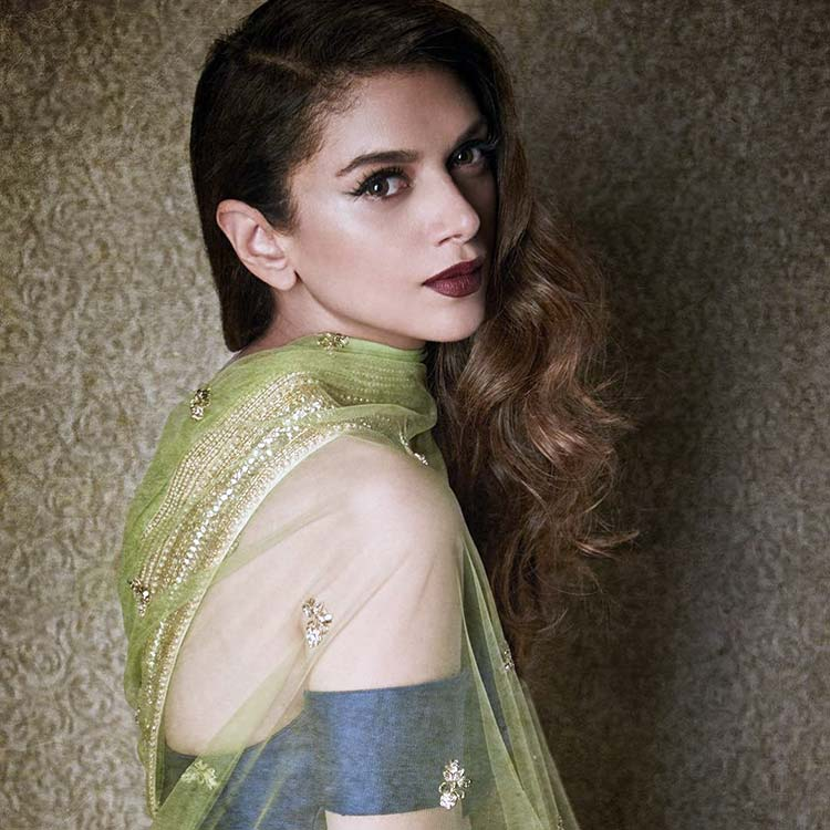 Aditi Rao Hydari has got royalty entwined in her genes