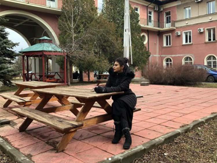 Mouni Roy spending some me time in Bulgaria amidst Brahmastra preps