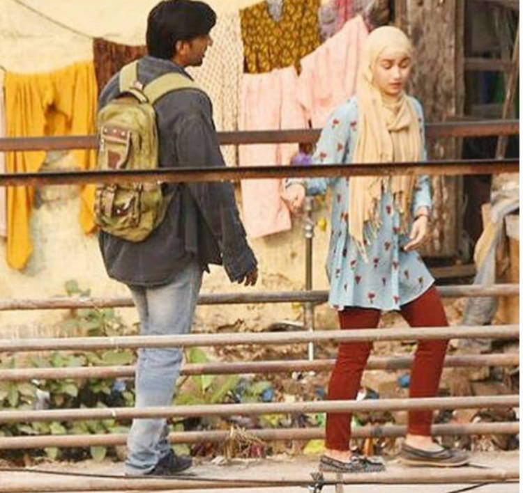Ranveer Singh and Alia Bhatt start shooting for Gully Boy